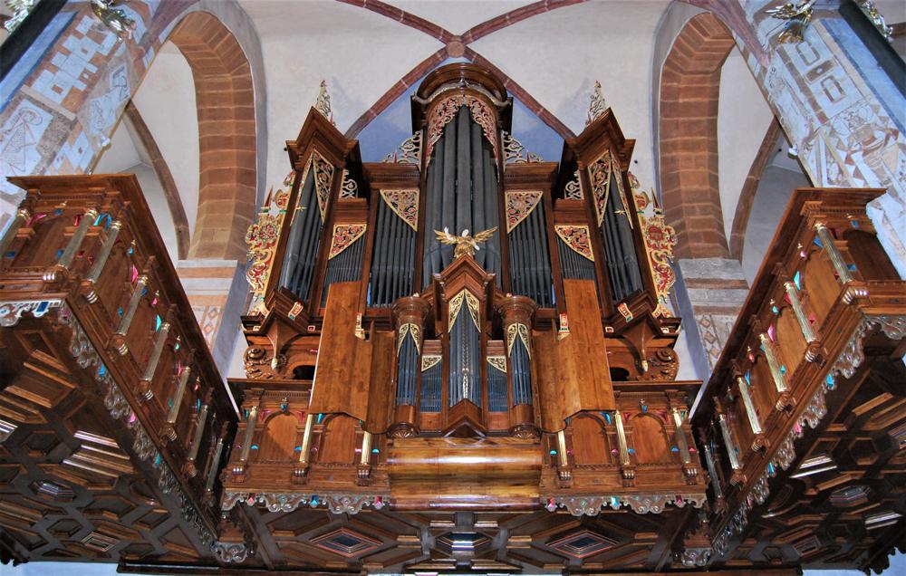 Organy Hummla - instrument z duszą